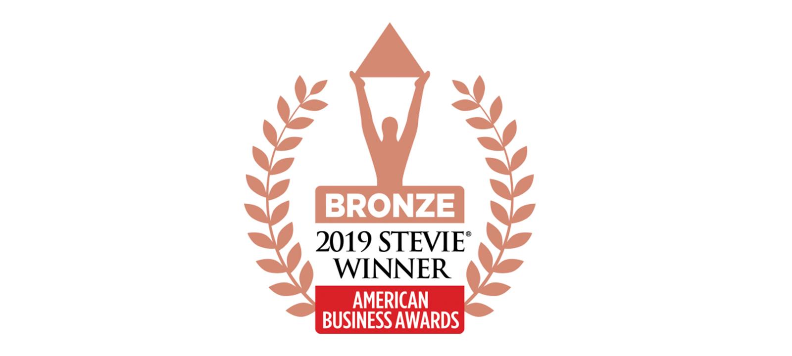 Credit Union Honored As Bronze Stevie® Award Winner