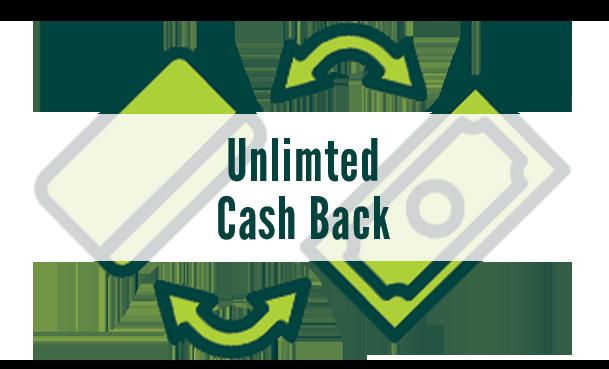 Unlimited Cash Back