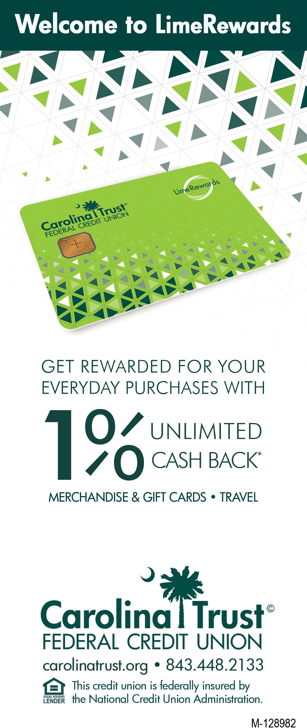 Lime Rewards Brochure