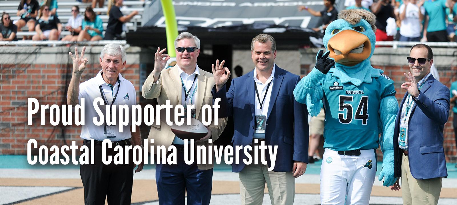 Coastal Carolina University Partnership