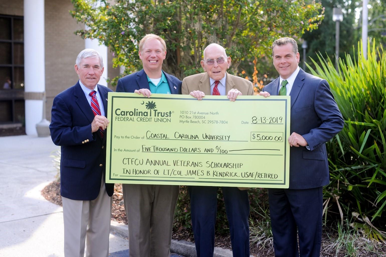 CCU Veterans Scholarship