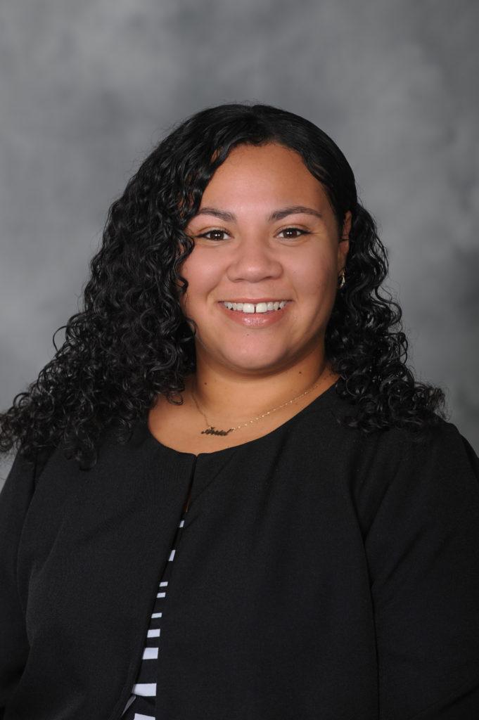 Headshot of Hattie Livingston Teller Supervisor