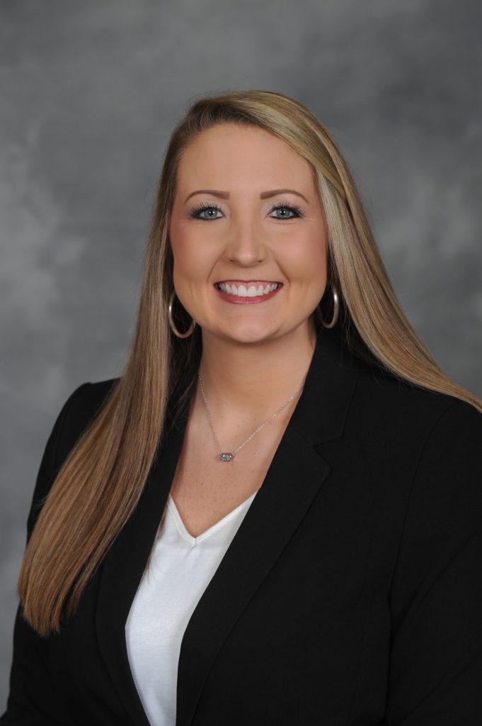Karlie Larrimore, Johnsonville Branch Manager
