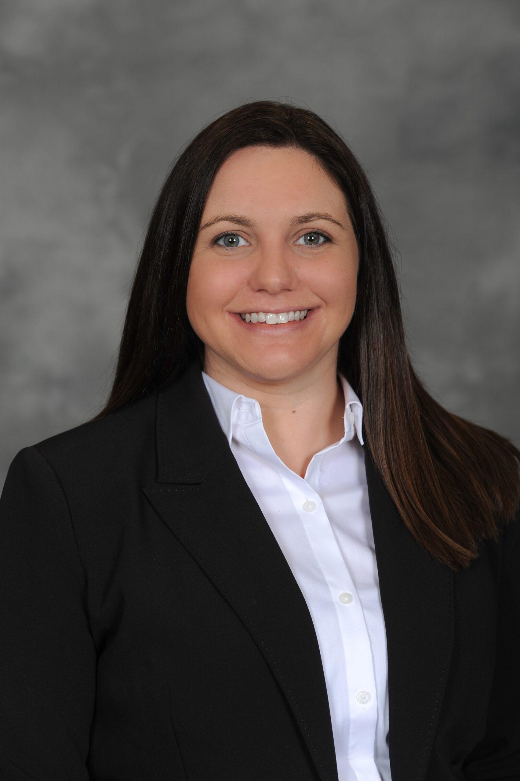 Rebecca Burnett, Operations Clerk