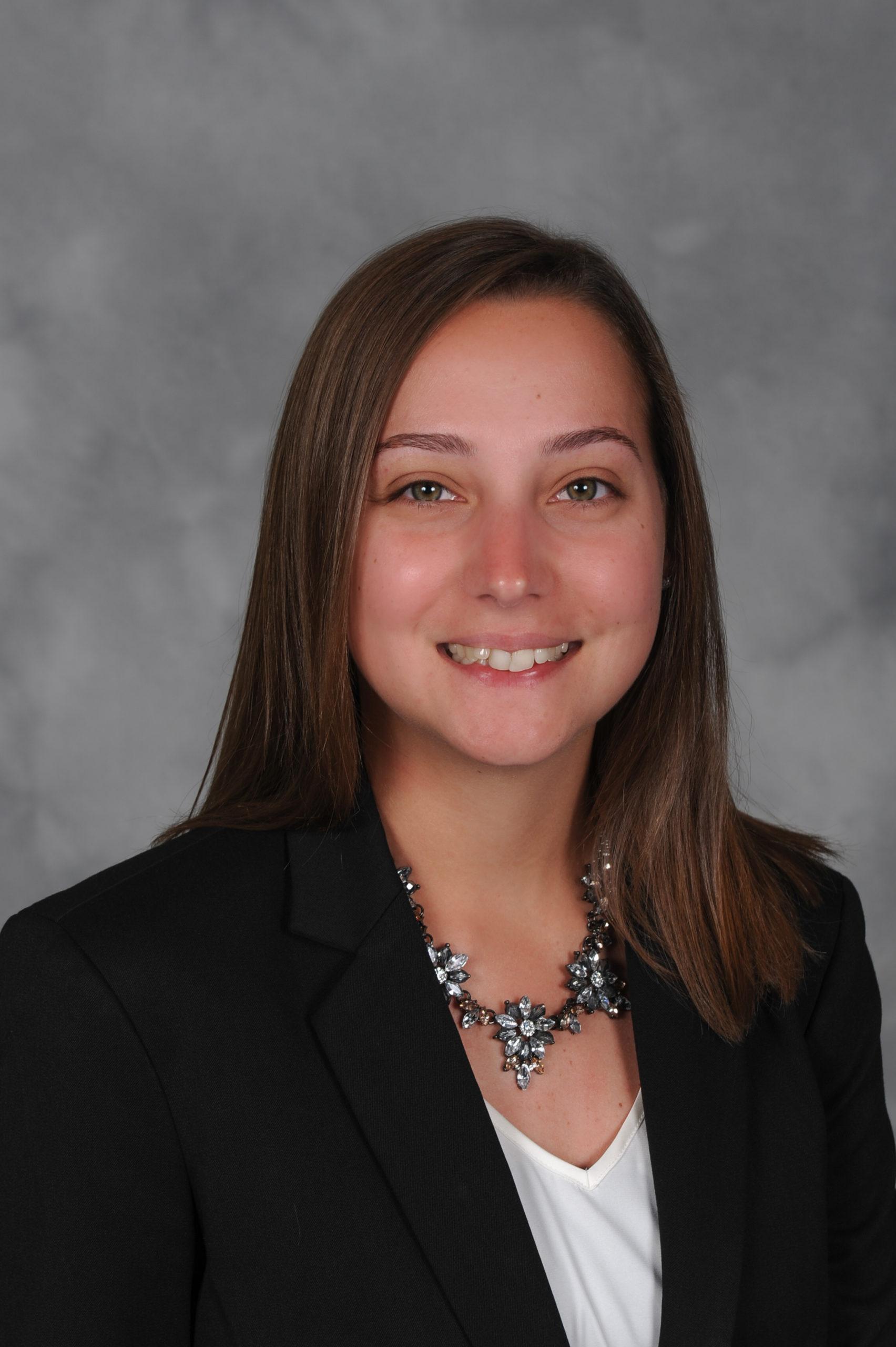Sarah Mathias-Perry, Human Resources Specialist