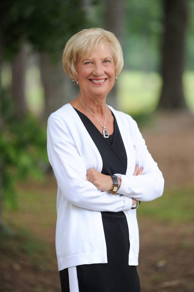 Photo of Carolina Trust Executive Assistant Selma Reburn