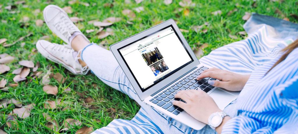 Home Slider Blog Content