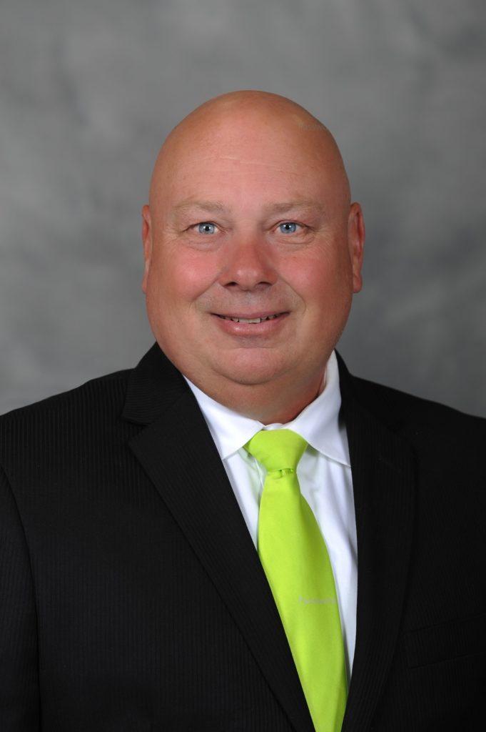 Headshot of the VP of IT