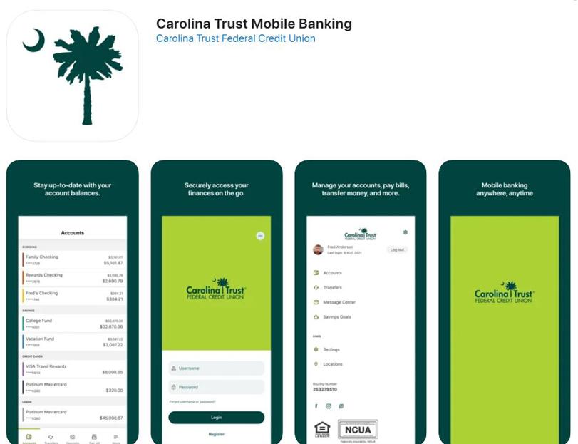 CTFCU Mobile App - Apple Store
