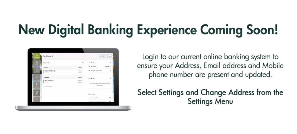 New Digital Banking Banner