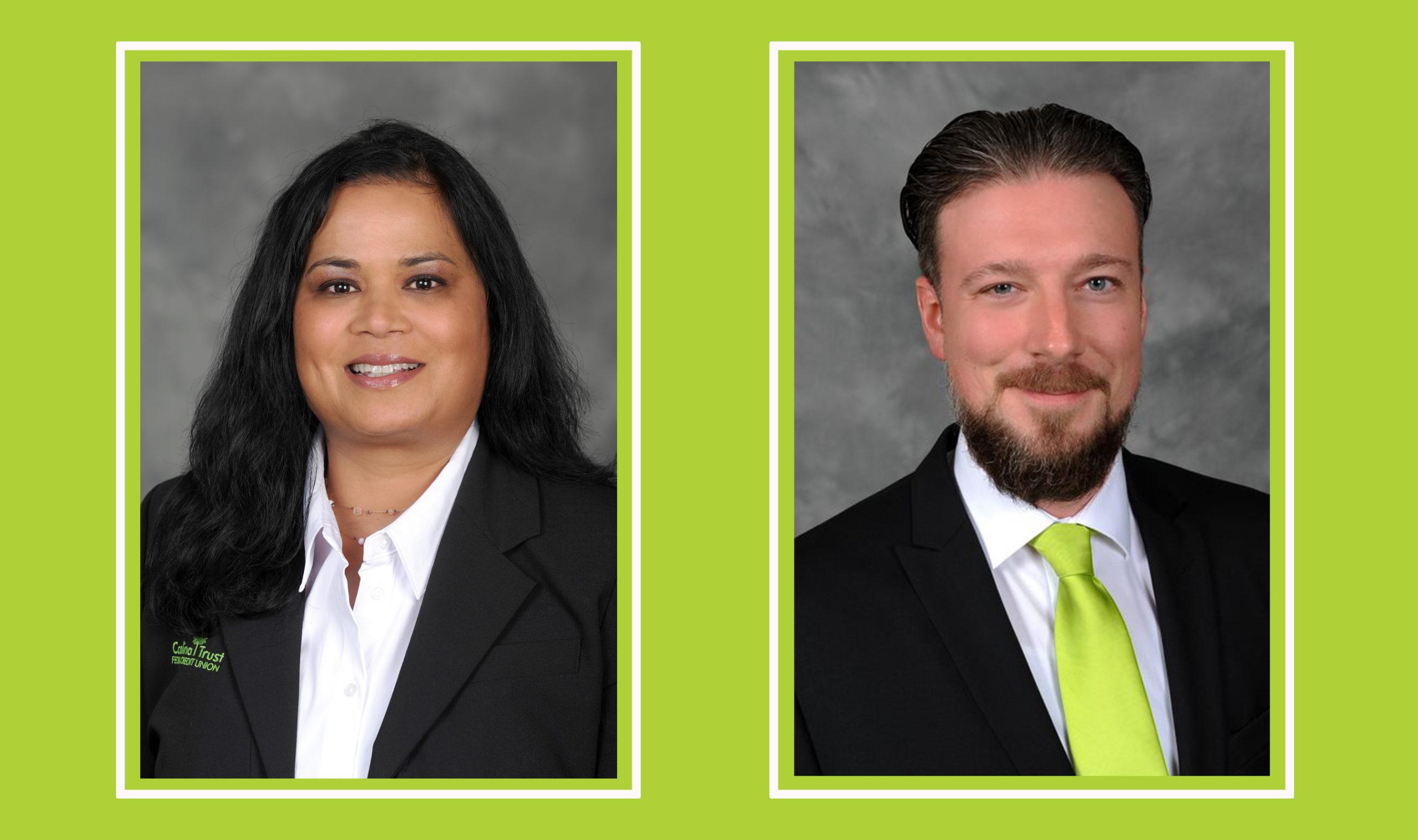 Carolina Trust Federal Credit Union Announces Employee Updates